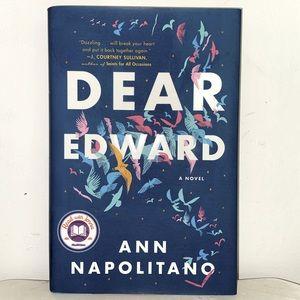 Dear Edward A Novel by Ann Napolitano Hardcover BK